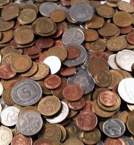 Die D-Mark als Parallelwährung