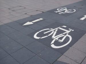 immer mehr Menschen fahren mit dem Rad